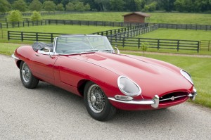 Jaguar E-Type S2