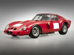 Ferrari 250 GTO 1964 - 38 miljoen dollar