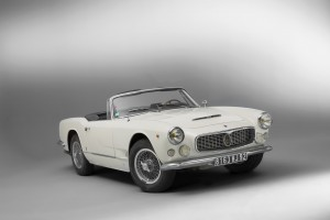 Maserati 3500 GT/GTi Spider – relatively inexpensive