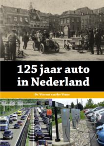 boek: 125 jaar auto in Nederland